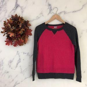 Halogen 100% Cashmere Raglan Sweater